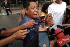 Anggota DPRD Jabar Waras Wasisto dipanggil KPK sebagai saksi kasus Meikarta