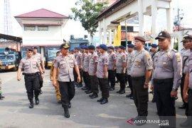 Ratusan personel siap amankan Pilkades Tapsel di 38 desa