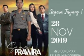 """Polri kembali rilis film layar lebar berjudul """"Sang Prawira"""""""
