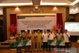 BPJS Ketenagakerjaan Padangsidimpuan sosialisasi program