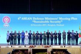 Hadiri pertemuan ADMM, Menhan Prabowo apresiasi perkembangan positif Laut China Selatan