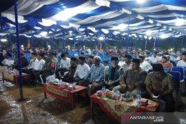 Sekda buka festival nasyid tingkat kabupaten di Ranto Baek