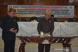 Empat fraksi setujui pembangunan RS Ainun Habibie Gorontalo dengan skema KPBU