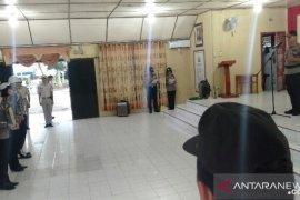 Terkait kasus narkoba, dua polisi di Polres Nias dipecat