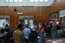 Pemuda Padangsidimpuan kecam lambatnya pembentukan AKD