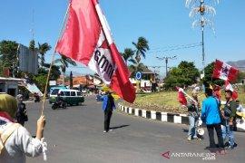 Mahasiswa tolak RAPBD Kabupaten Garut yang abaikan kepentingan rakyat
