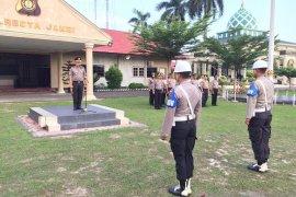 Terlibat narkoba, dua anggota polisi dipecat