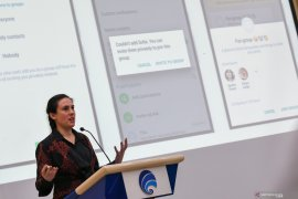Fitur Whatsapp untuk lindungi privasi dan keamanan data digital diluncurkan