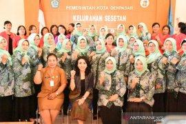 PKK Bandung Barat belajar inovasi ke Kota Denpasar