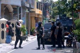 Di Solo, Densus tangkap Ustad JM diduga teroris