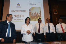 Realisasi transfer ke daerah dan dana desa capai 81,9 persenm kata Menkeu