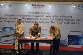 Pelindo III gandeng BNI kelola dana operasional perusahaan