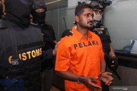 WNA asal India selundupkan narkoba