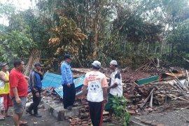 Angin ribut terjang empat kecamatan di Jember