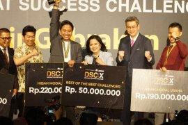 Sweet Sundae juarai  kompetisi kewirausahaan Diplomat Success Challenge 2019