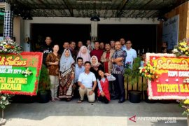 Pengusaha muda Basel perkenalkan citarasa kopi Bangka di Kota Kembang