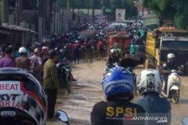 Bekasi alokasikan Rp24 miliar untuk pembebasan lahan Jalan Cikarang-Cibarusah