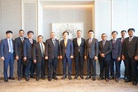 Menperin jemput investasi Rp60,5 triliun ke Korea Selatan