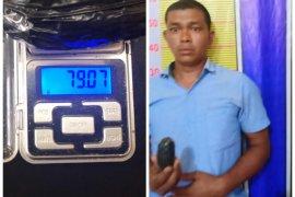Simpan sabu di celana dalam, warga Aceh ini ditangkap Polres Langkat