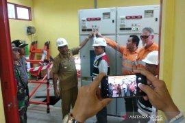 Gardu Induk Tambang Emas Martabe bantu suplay listrik untuk pelanggan PLN