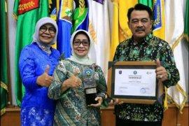 Jombang raih penghargaan Kabupaten sehat 2019