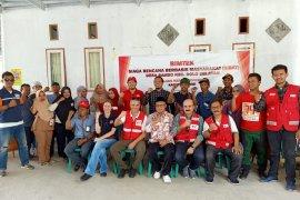 PMI Sigi bentuk relawan Sibat di desa terdampak gempa dan tsunami