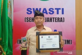 """Kabupaten Badung raih """"Swasti Saba Wistara"""" Kemenkes"""