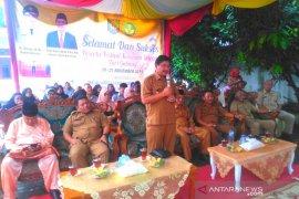25 perwakilan Kecamatan di Asahan ikuti festival Tari Gubang
