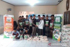 ACT salurkan 55 ton beras bagi pesantren prasejahtera