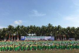 Masuk MURI, tarian Bajul Ijo libatkan 5.273 peserta awali Festival HAM di Jember
