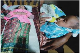 Satu keluarga disambar petir di Barus, ibunya meninggal di tempat