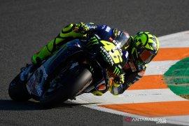 Karir balapan Valentino Rossi bergantung pada hasil MotoGP 2020