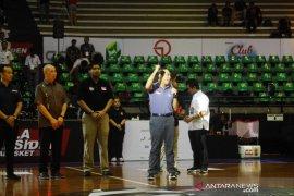 Menpora buka Piala Presiden Bola Basket