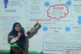 BPJS Kesehatan Padang klarifikasi tunggakan pembayaran  sejumlah rumah sakit