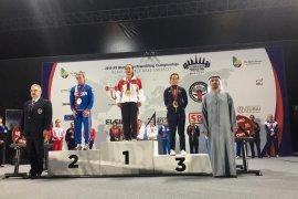 Sri Hartati sabet emas di Kejuaraan Dunia Angkat Berat