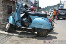 Dishub Padangsidimpuan setengah hati tertibkan parkir liar di trotoar