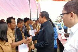 LPCI Pusat kucurkan dana untuk 40 desa di Samosir