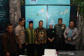 Bupati Tapsel kunjungi stand PLTA Batang Toru