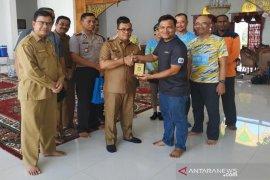 """Sambut 5 pelari """"Run to Care"""", Bupati Aceh Jaya ajak semua kalangan penuhi hak anak"""