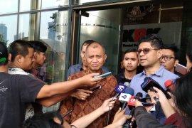 """Pimpinan KPK ajukan """"judicial review"""" Ke MK"""