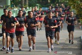 Rajawali Run, Lari 10 K di Kota Padangsidimpuan