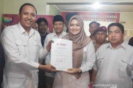 Pilkada Karawang, empat orang daftar bakal calon bupati ke Gerindra