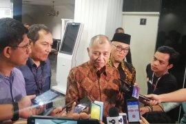 """Tiga Pimpinan KPK datangi MK  ajukan """"judicial review"""" UU KPK"""