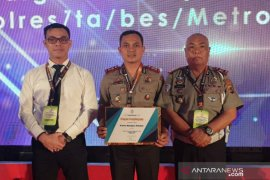 Polres Bangka Selatan dapat penghargaan dari Kemenpan RB