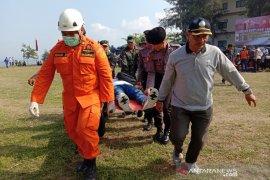 Polda Bengkulu gelar Latgab penanggulangan bencana