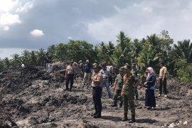 Tim Gabungan Polres Bangka razia tambang ilegal di Kolong Bijur