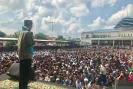 UAS kupas sejarah Kesultanan Kotapinang ceramah di Labuhanbatu Selatan