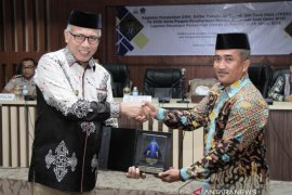 Pemkab Aceh Barat bertekad wujudkan pemerintahan tanpa korupsi