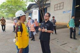 BP JAMSOSTEK Cabang Serang Latih 49 Korban PHK Melalui Vokasi