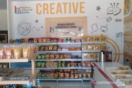 Rumah kreatif BUMN BRI kembangkan produk UMKM khas daerah Gorontalo
